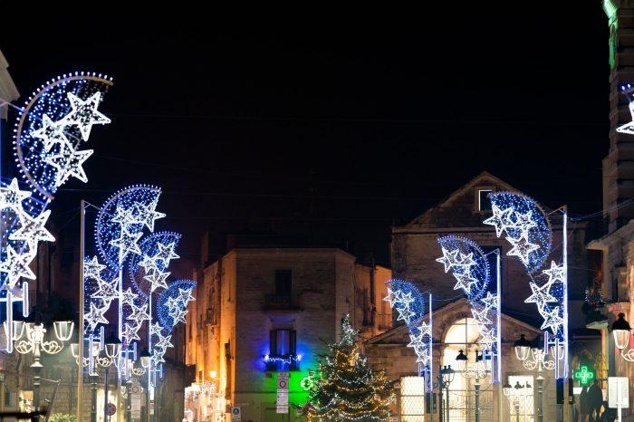 Stelle Archi Natale
